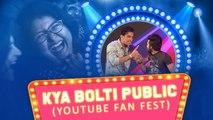 Kya bolti public - Kiraak Hyderabadiz @ FAN FEST 2018  Kiraak Hyderabadiz