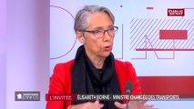 « Le retour de la taxe carbone ne pourra pas se faire sans accompagnement » déclare Elisabeth Borne