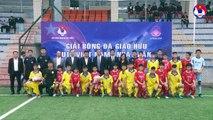 Khai mạc giải bóng đá giao hữu U15 Quốc tế Việt Nam – Nhật Bản 2019   VFF Channel