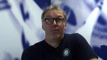 Laurent Blanc revient sur l'élimination du PSG contre Manchester United