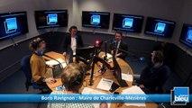 Boris Ravignon, maire de Charleville-Mézières, s'exprime sur les Gilets Jaunes