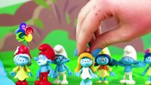 Smurfs The Lost Village Best Flower Hunt Adventure | Smurfs Toy Play | Toy Store - Toys For Kids!