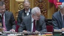 Transports parisiens : le sénat favorable à l'ouverture à la concurrence - Les matins du Sénat (02/04/2019)