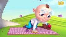 Trop Trop Boy - Pique-Nique Épisode | Un Dessin Animé Pour Les Enfants | Videogyan Kids Montre |