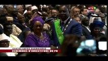 Diamniadio : L'incroyable geste Macky Sall qui a soulevé la salle !