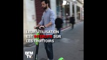 Que peut-on faire ou ne pas faire en trottinette électrique à Paris ?