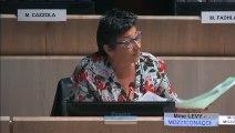 Annie LEVY-MOZZICONACCI demande la requalification des voies d'accès aux goudes