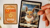Paint Your Magic: Eevee