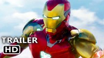 AVENGERS 4 ENDGAME Thanos Trailer
