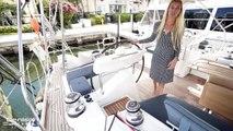 60 Beneteau Oceanis Sailing Yacht [Walkthrough]
