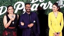 De De Pyaar De Official Trailer Launch | Ajay Devgn, Tabu, Rakul Preet Singh