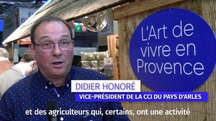 La CCI du Pays d'Arles promeut les richesses de son territoire