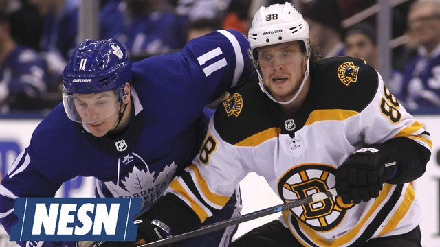 Bruins Face Maple Leafs In 2019 Stanley Cup Playoffs First Round
