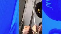 La vidéo de ce jeune homme qui fait de la musique avec son store cassé fait le tour du web !