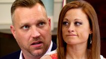 Divorce Bombshell! Stephanie Admits Marriage To AJ Is 'Forced' On 'MAFS' Decision Day