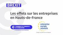 Brexit : le réseau EEN accompagne les entreprises en Hauts-de-France