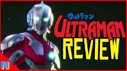 Is Netflix's Ultraman Anime Worth Watching? (Non-Spoiler + Spoiler Review) | Nerdflix + Chill