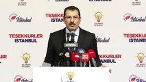 """Yavuz: """"Bize Emanet Edilen Oylara Sahip Çıkmak İstiyoruz"""" - İstanbul"""