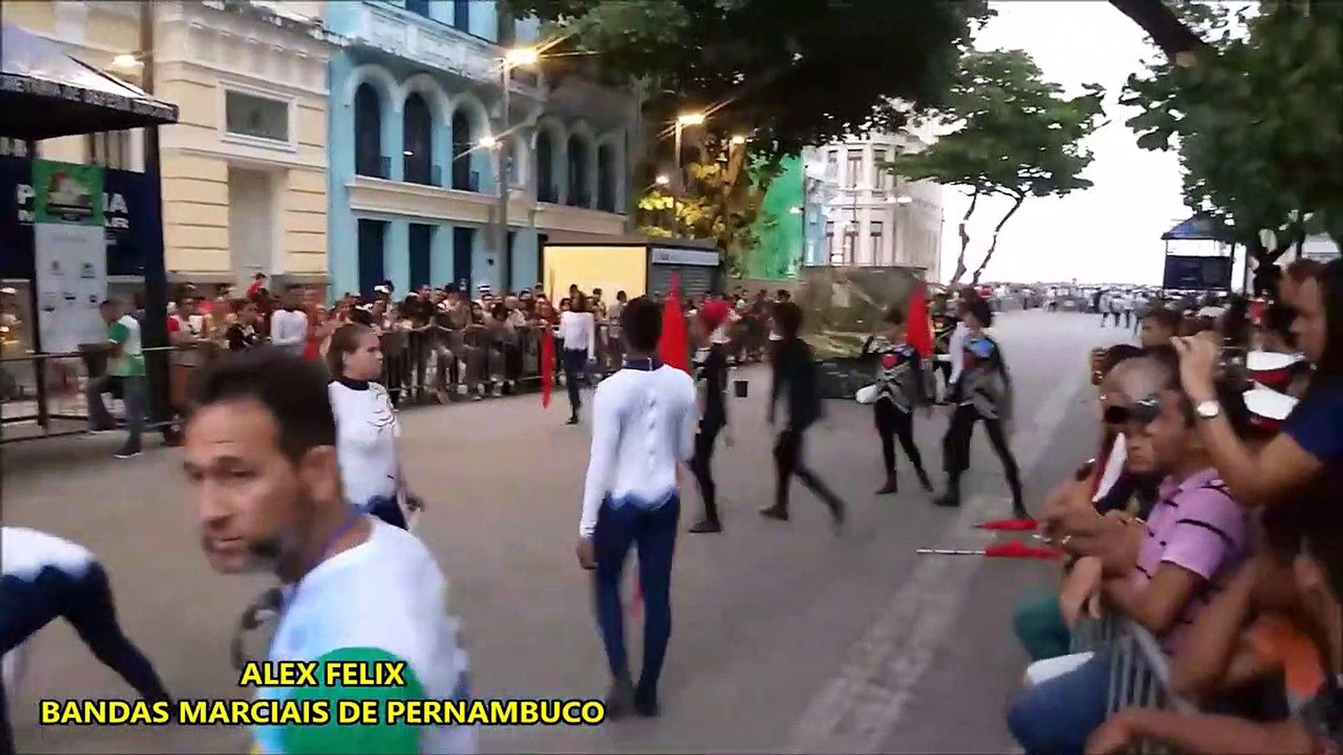 CNBF -2018 _ Banda Musical Escola Municipal Maria Sampaio de Lucena _ CAMPEONATO NACIONAL DE BANDAS