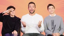 The Shazam! Cast Tests Their Superhero Movie Knowledge