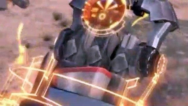 Transformers Prime Season 1 Episode 18 Metal Attraction