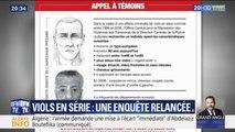 Un appel à témoins relancé par la police française pour identifier un violeur en série