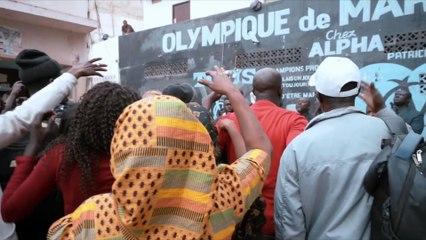 Didier Awadi : Mamiwata feat Ismael Mapaga