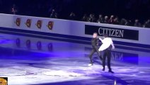 Stepanova _& Bukin GALA EXHIBITION SILVER MEDAL EURO CHAMPIONSHIPS  2019 ICE DANCE  СТЕПАНОВА_⁄ БУКИН