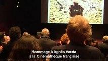 """La """"'famille"""" du cinéma dit adieu à Agnès Varda"""