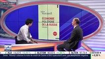 """Livre du jour: """"Économie politique de la Russie 1918-2018"""" de Julien Vercueil (Éd. Points) - 02/04"""