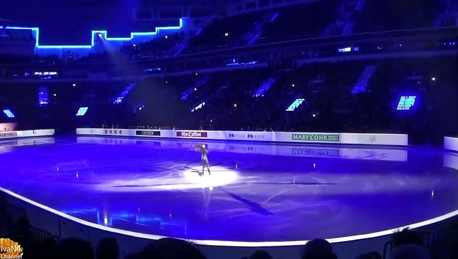 Alina ZAGITOVA - GOLD MEDAL WORLD CHAMPIONSHIPS 2019 _⁄ Алина ЗАГИТОВА - ЧЕМПИО