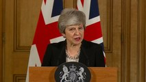 U.K. Prime Minister Theresa May to ask for another Brexit extension