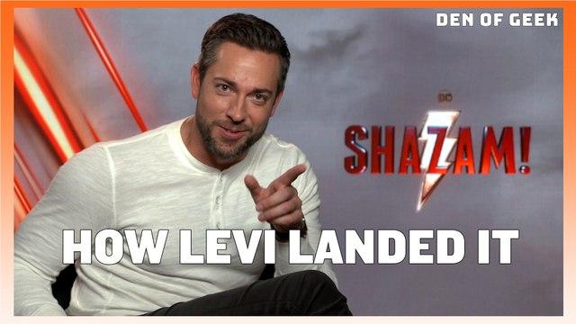 Shazam! (2019) - How Zachary Levi Landed the Role
