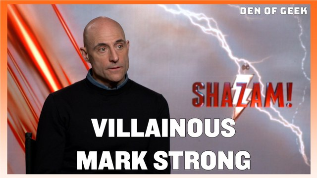 Shazam! (2019 ) - Mark Strong on Becoming the Villain
