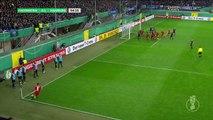 Eng VO: Lasogga's brace fires Hamburg into German Cup semi-finals