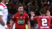 Bensebaïni : But en Coupe de France