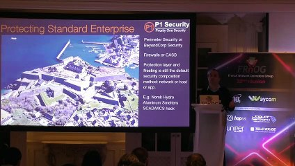 FRnOG 32 - Philippe Langlois (P1Sec) : Protection des réseaux mobiles 2G à 5G