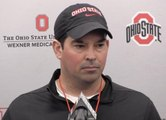 Ohio State coach Ryan Day on Josh Myers' emergence at center