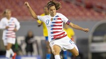Alex Morgan joins Reiter's Block
