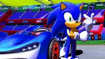 TEAM SONIC RACING Bande Annonce