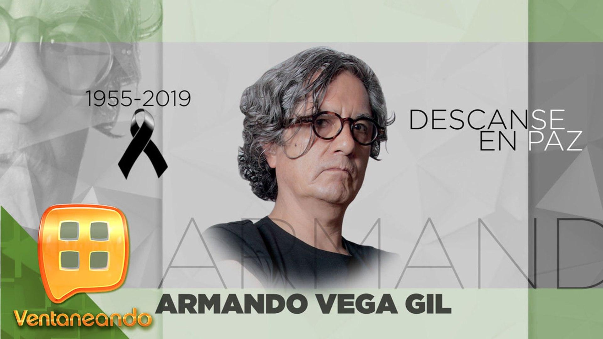 Amigos y familiares dan el último adiós a Armando Vega Gil.