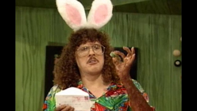The Weird Al Show: S1 E1 - Bad Influence