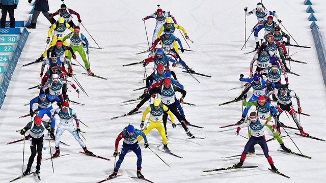 biathlon best videos clips I 2019