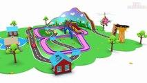 Les Trains pour les Enfants - Choo Choo Enfants - Jouet Train de Vidéos - Fabrique de Jouets de dessin animé les enfants en train de vidéo -Trains