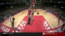 Isaiah Hartenstein Posts 14 points & 14 rebounds vs. Santa Cruz Warriors