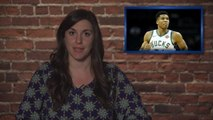 Stars and Bites: Giannis surprised by young Bucks