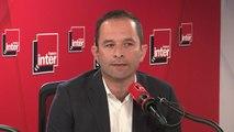 """Benoît Hamon, candidat du mouvement Génération-s aux élections européennes : """"Il faut être à nouveau conquérant en Europe"""""""