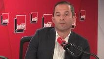 """Benoît Hamon, candidat du mouvement Génération-s aux élections européennes : """"Il faudra un peu plus que les Verts pour lutter contre le dérèglement climatique"""""""