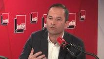 """Benoît Hamon, candidat du mouvement Génération-s aux élections européennes : """"Je crois que les combats innovants, c'est moi qui les portais"""""""