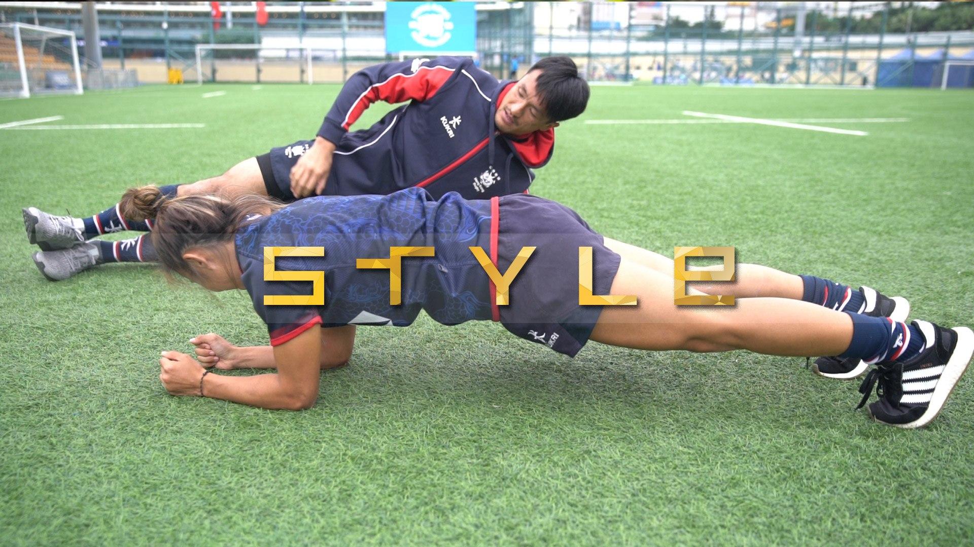 Hong Kong Rugby Sevens players talk char siu bao and mental strength